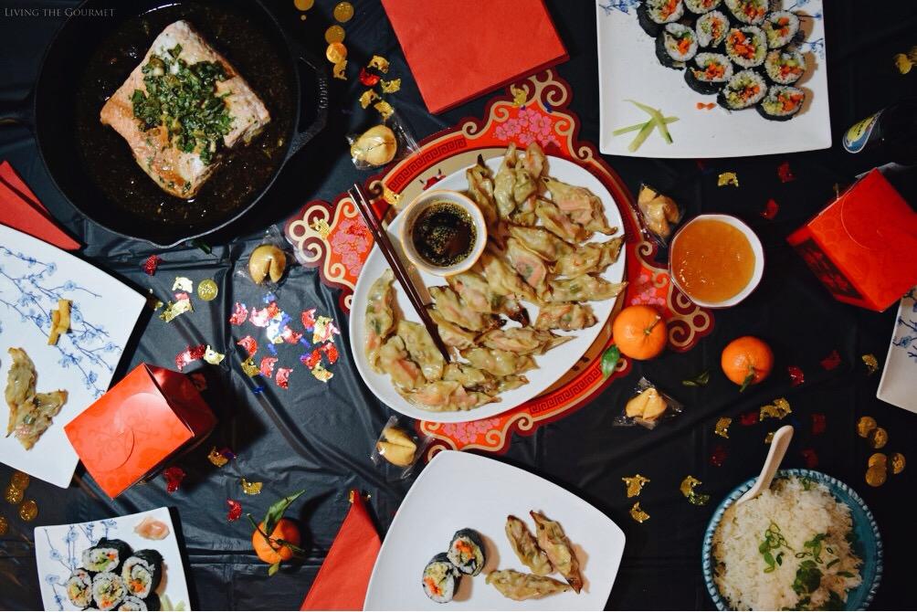Living the Gourmet: Pork Pot Stickers | #KikkomanCNY
