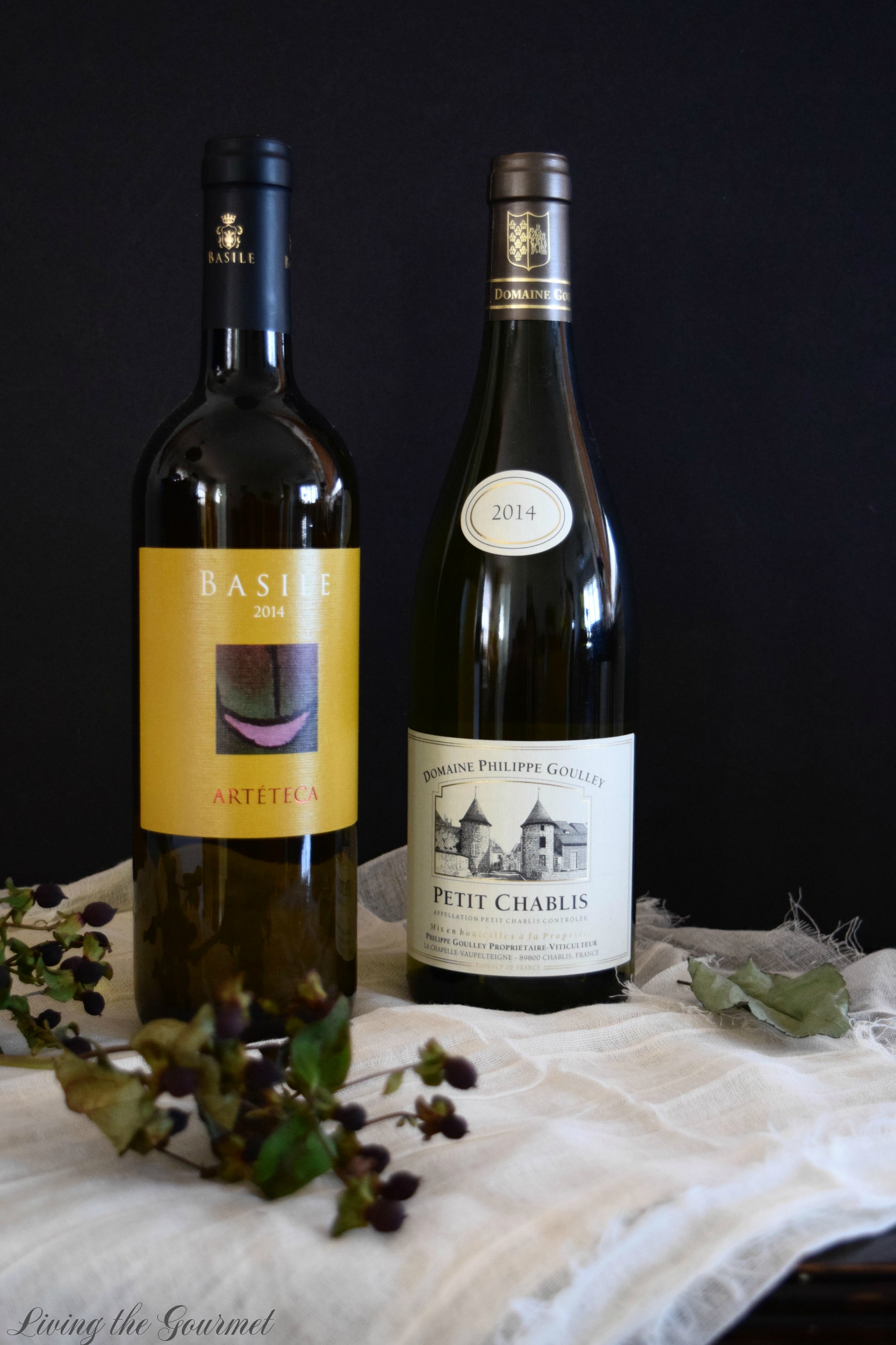 Living the Gourmet: Springtime Wines