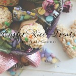 Easter Rice Treats