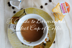 A Guide to Brewing the Perfect Cup of Coffee