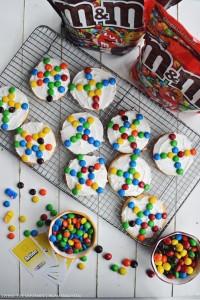 Wheel of Life Sugar Cookies