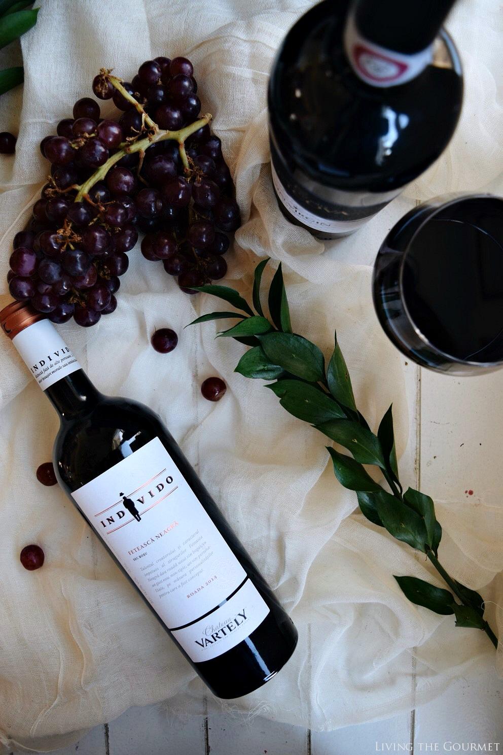 Living the Gourmet: Wines of Maldova