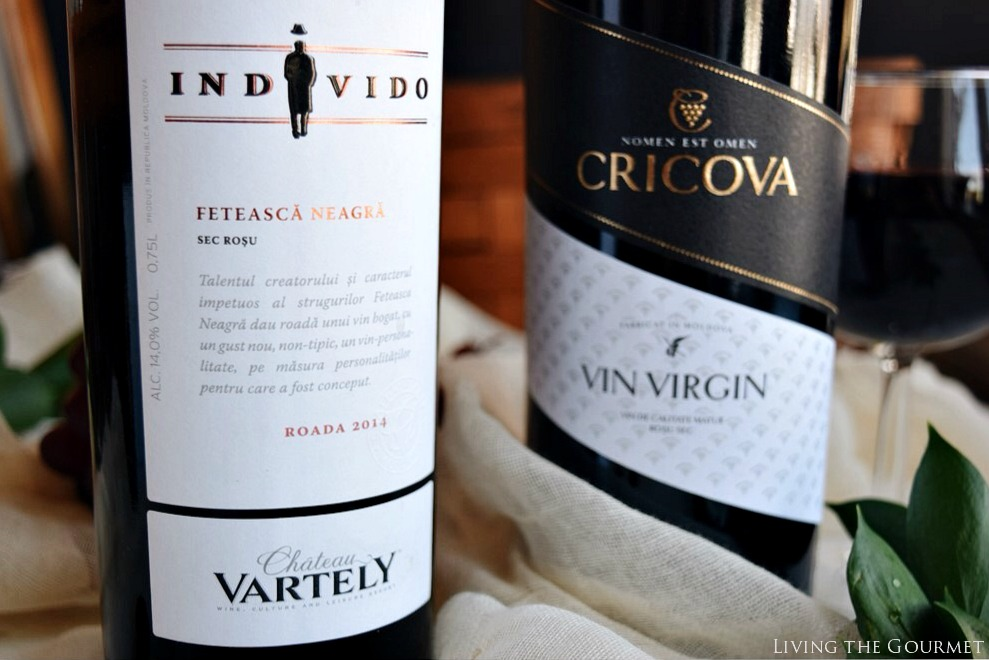 Living the Gourmet: Wines of Maldova