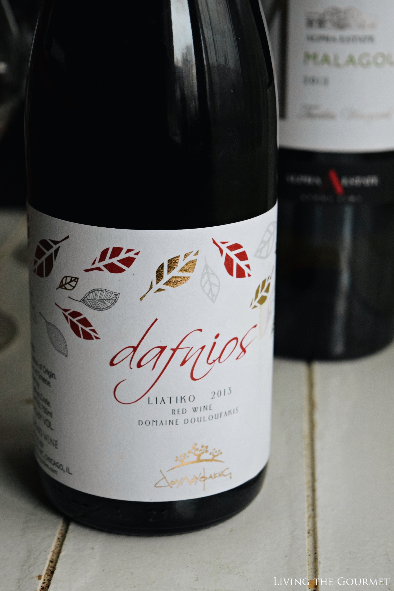 Living the Gourmet: Wines from Greece