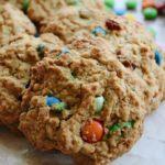 M&M's Chocolate Chip Cookies