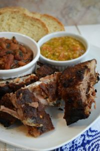 Spiced BBQ Tender Back Ribs