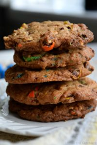 Peanut M&M's® Cookies