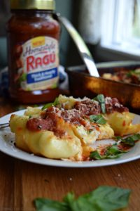 Sweet and Savory Stuffed Shells