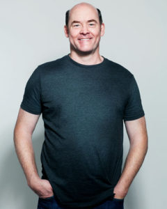 Summer Grilling with Comedian David Koechner