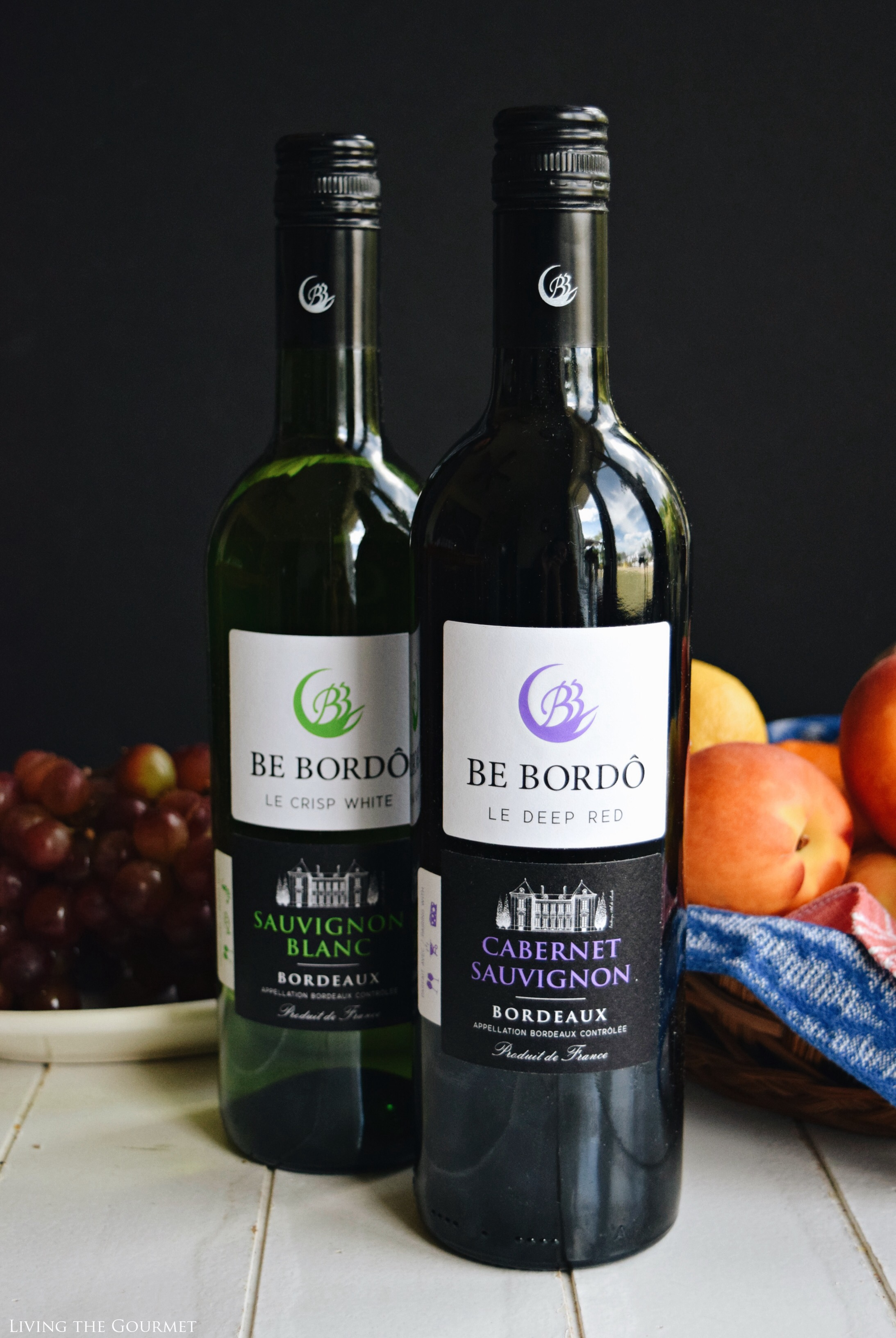 Living the Gourmet: Be Bordo Wines