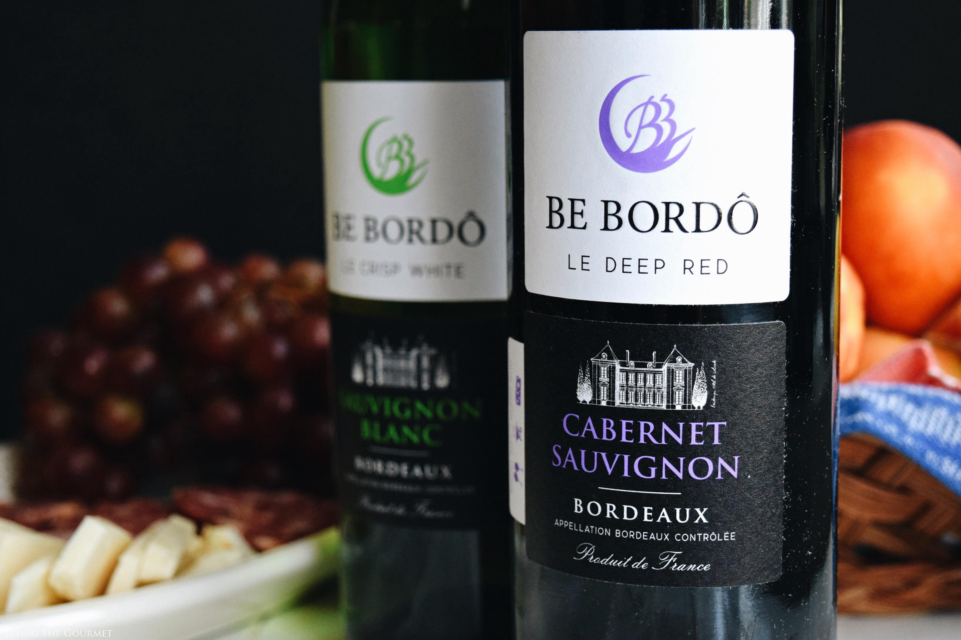 Living the Gourmet: Be Bordo Wines