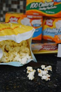 Healthy Snacking with JOLLY TIME Pop Corn