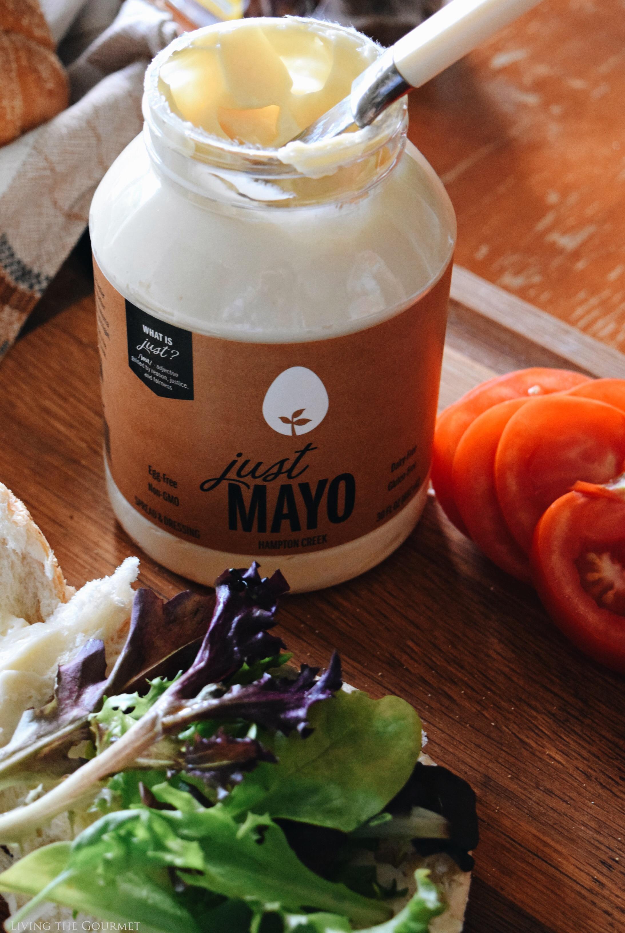 Living the Gourmet: Hamptoncreek Just Mayo