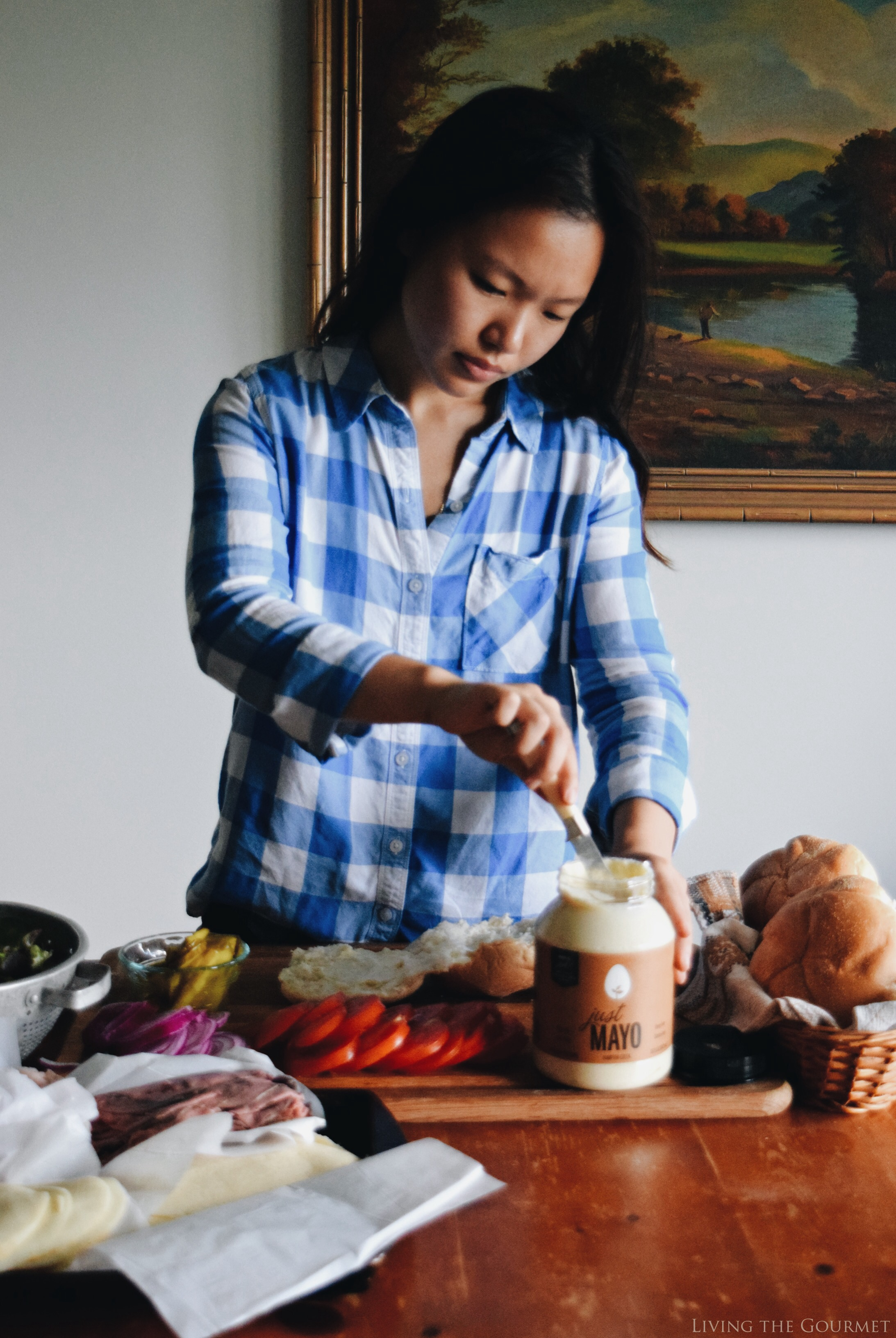 Living the Gourmet: Hamptoncreek Just Mayo