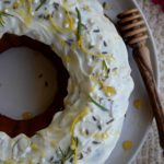 Lavender and Honey Bundt #BundtBakers