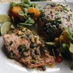 Southwest Style Salmon