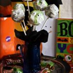 Brownie BOO Pops