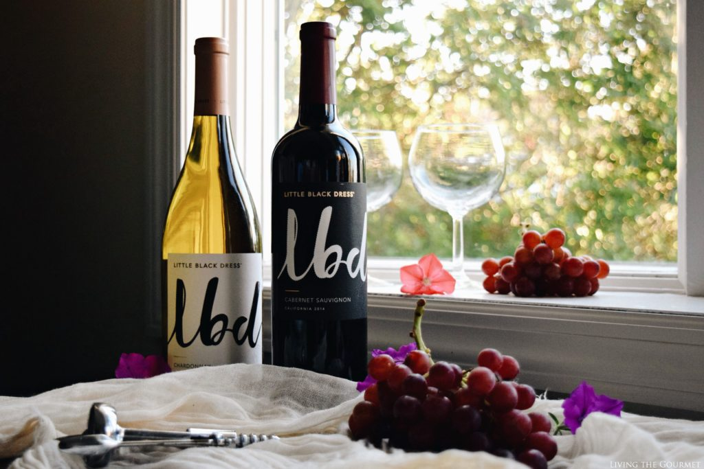 Living the Gourmet: Little Black Dress Wines