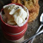 Lavender Irish Cream Ice Cream {No Churn}