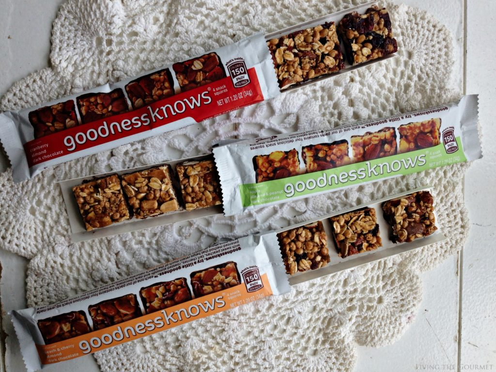 Living the Gourmet: Add a little Goodness to your day | #SweetSquad #TryALittleGoodness #ad