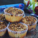 Mini SNICKERS® Crispers Cheesecakes