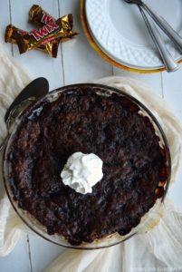 Chocolate Espresso Pudding Pie