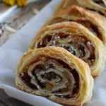 Pain au Chocolat (with dried fruit and nuts)