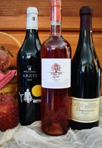 Holiday Wines from Greece