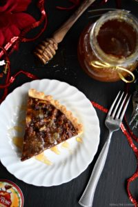 Honey Nut Tart