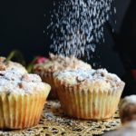 Spelt Cherry Muffins
