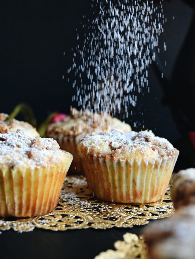 Living the Gourmet: Spelt Cherry Muffins