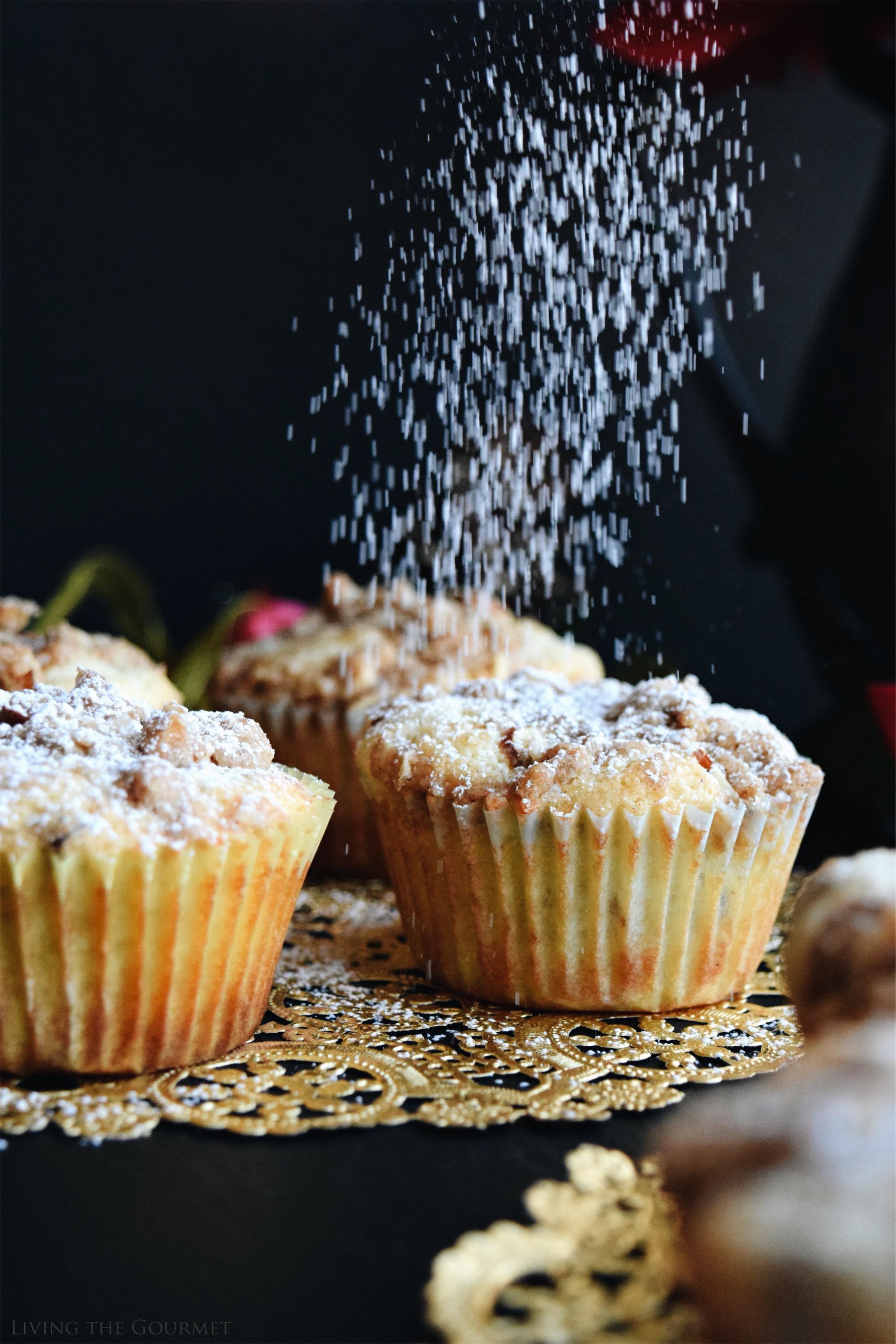 Spelt Cherry Muffins - Living The Gourmet