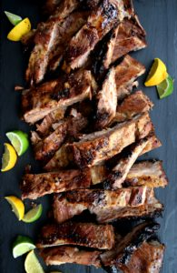 7UP Citrus Ribs (Party Ribs)