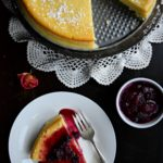 Light Ricotta Cheesecake