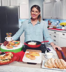 Celebrating National Grilled Cheese Day with Sandwich Expert MacKenzie Smith