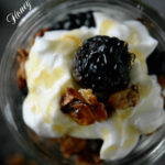 Honey Granola Breakfast Parfaits