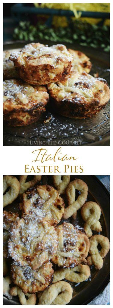 Italian Easter Pies Living The Gourmet