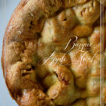 Basque Apple Tart
