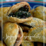Spinach Empanadillas