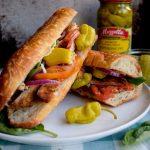 Italian Peperoncini Sub Sandwiches