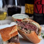 JaM Cellars and Lamb Burgers
