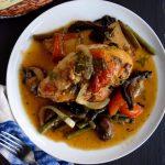 Stovetop Chicken Stew