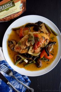Stovetop Chicken Stew