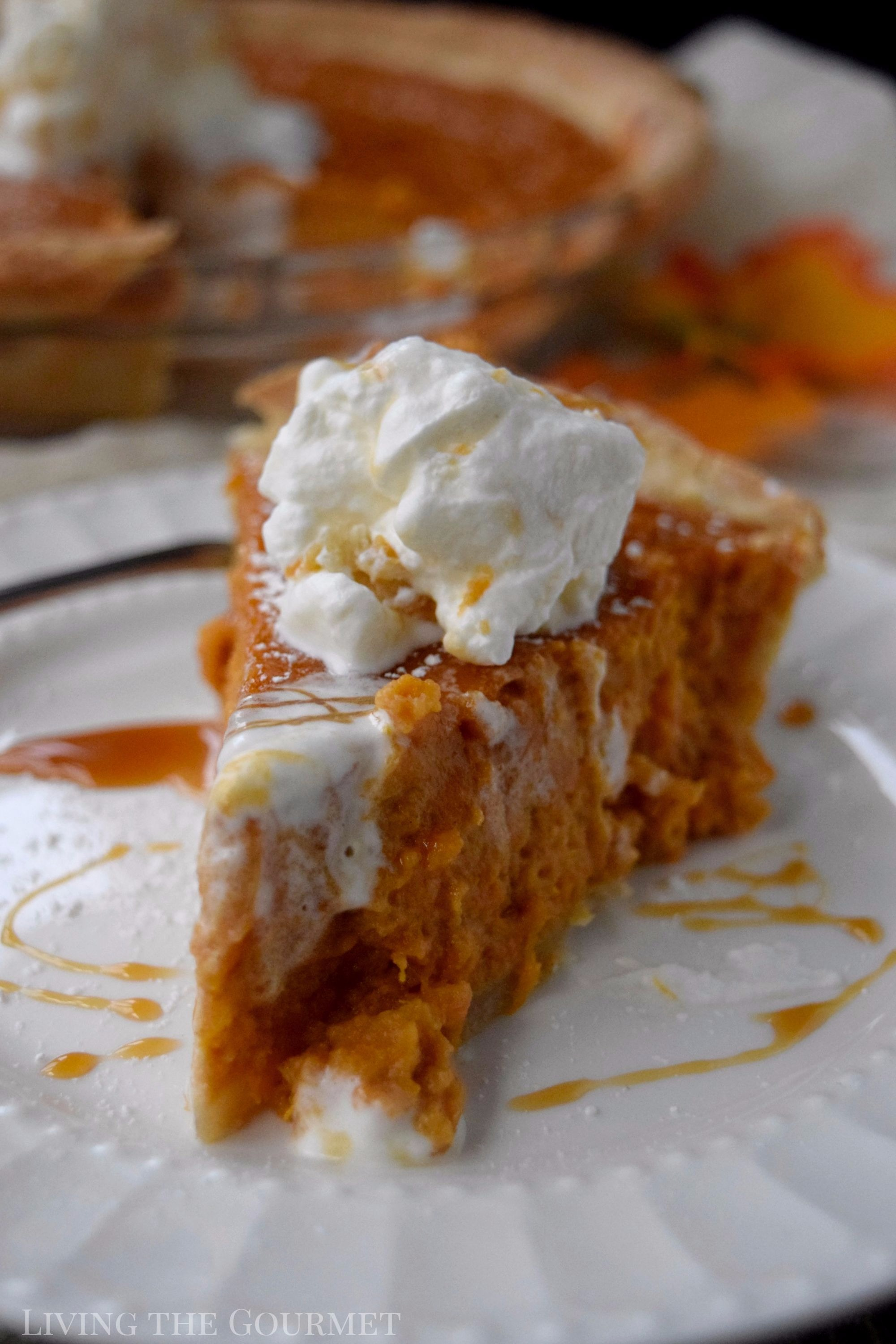 the best maple pumpkin spice pie recipe and a virtual