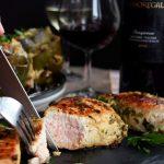 An Italian October Feast featuring Sassoregale Wines
