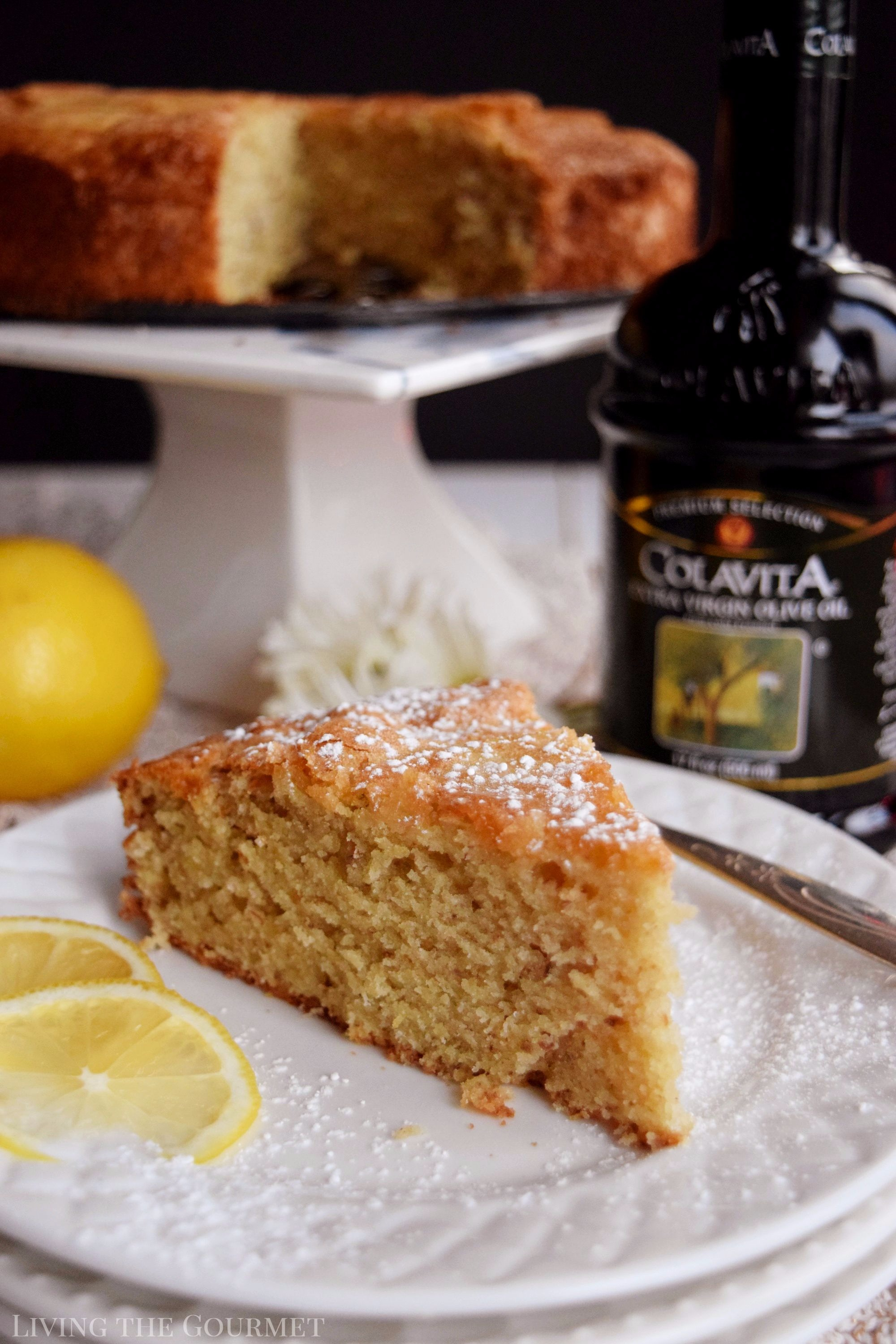 Real Simple Olive Oil Cake