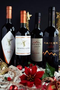 Holiday Wines from Montes Winery