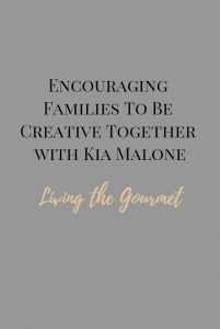 Encouraging Families To Be Creative Together