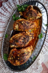 Mediterranean Style Chicken Breast