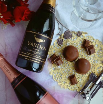 Valentine's Day with Yarden Wines